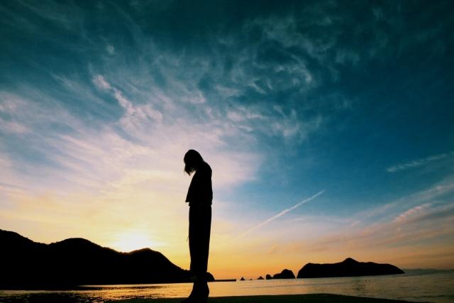 神様が人生を作るのではなく、自分が切り開いていく