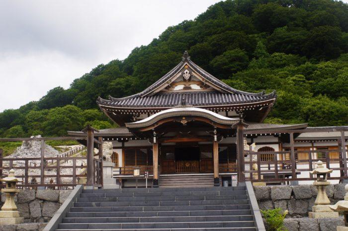恐山にある神社